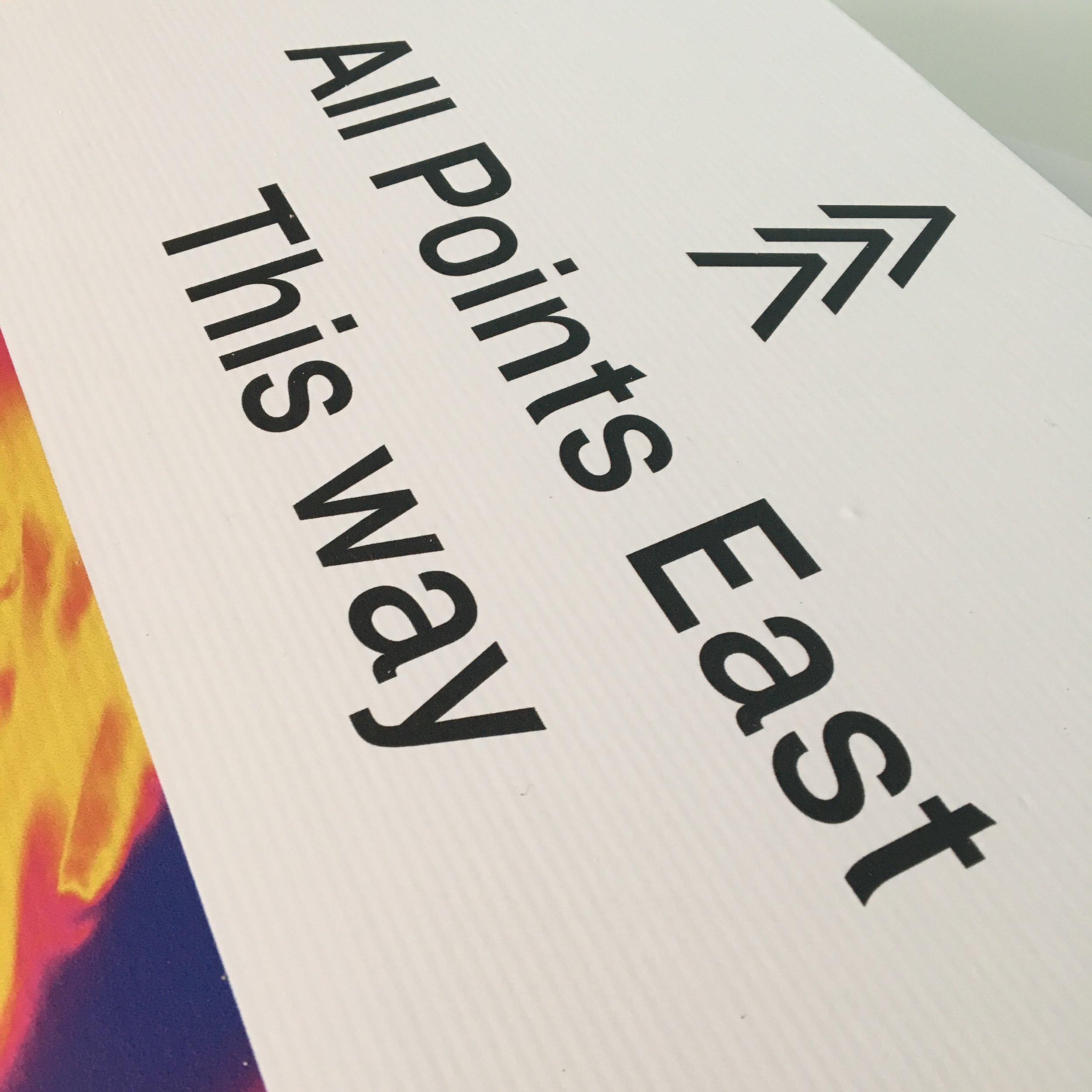 Exhibition & event signage -