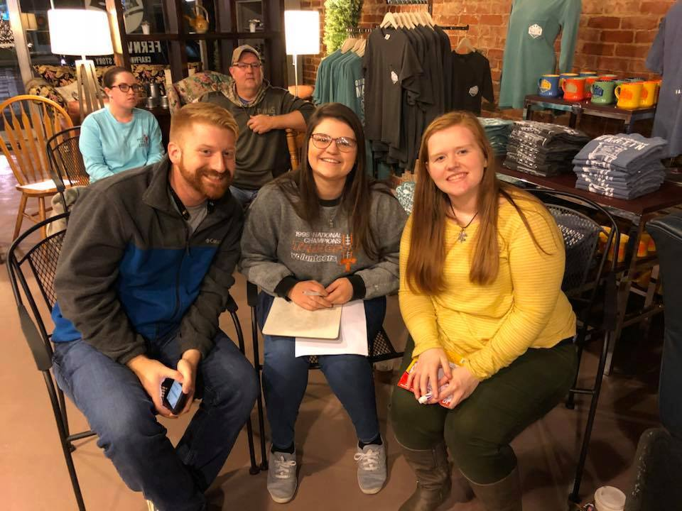 Friends Trivia Night at Martin Coffeehouse