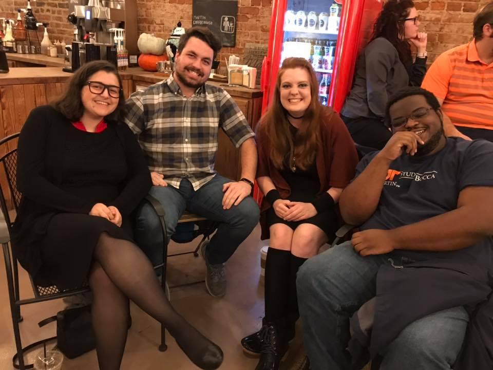 Disney Wars Trivia Night at Martin Coffeehouse
