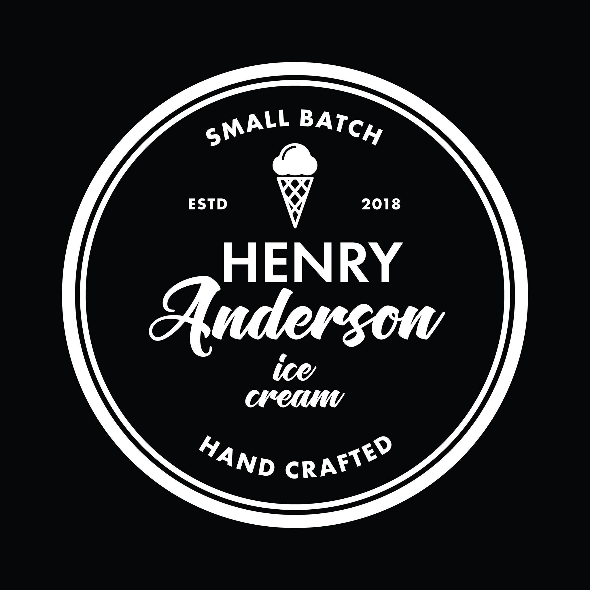 Henry Anderson Ice Cream