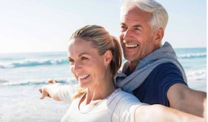 Man and wife menopause