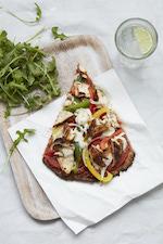 Pizza, Pioppi Diet style