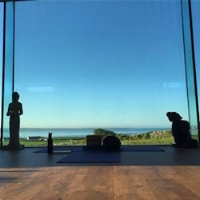 That view...Cliffs of Moher Yoga