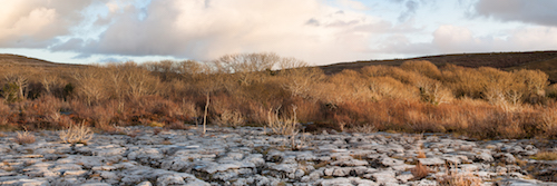 Wild landscape that is Ireland's UNESCO-protected Burren