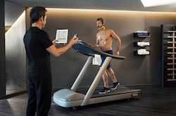 Personalised fitness at SHA, Spain