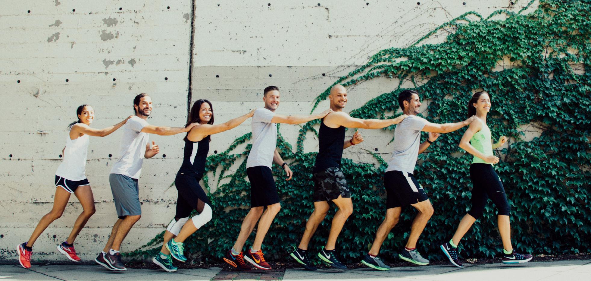 Fly Feet Running - Team Building Events
