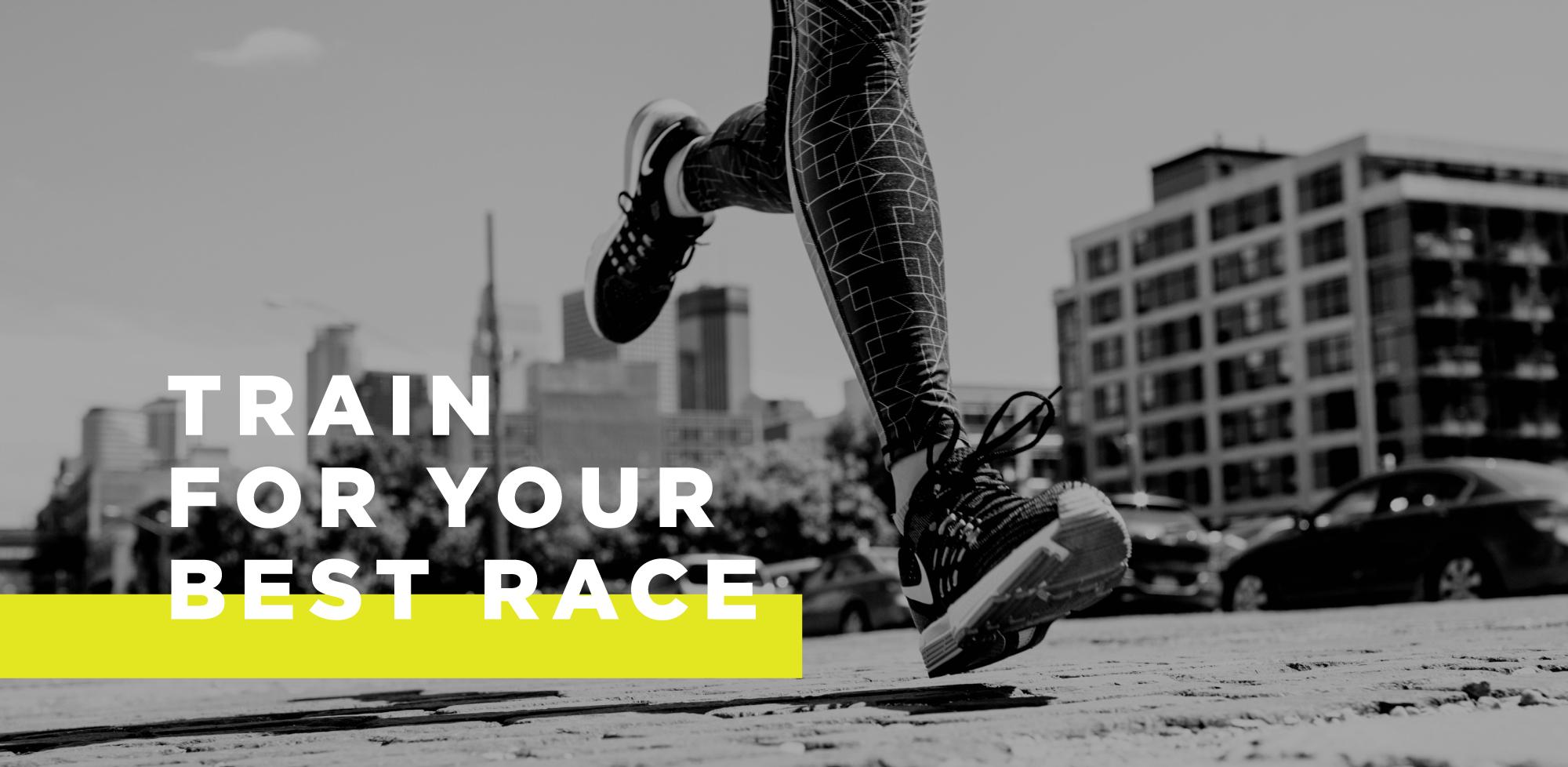Fly Feet Running - Race Training