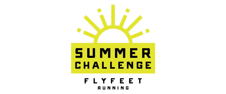 Fly Feet Running Summer Challenge