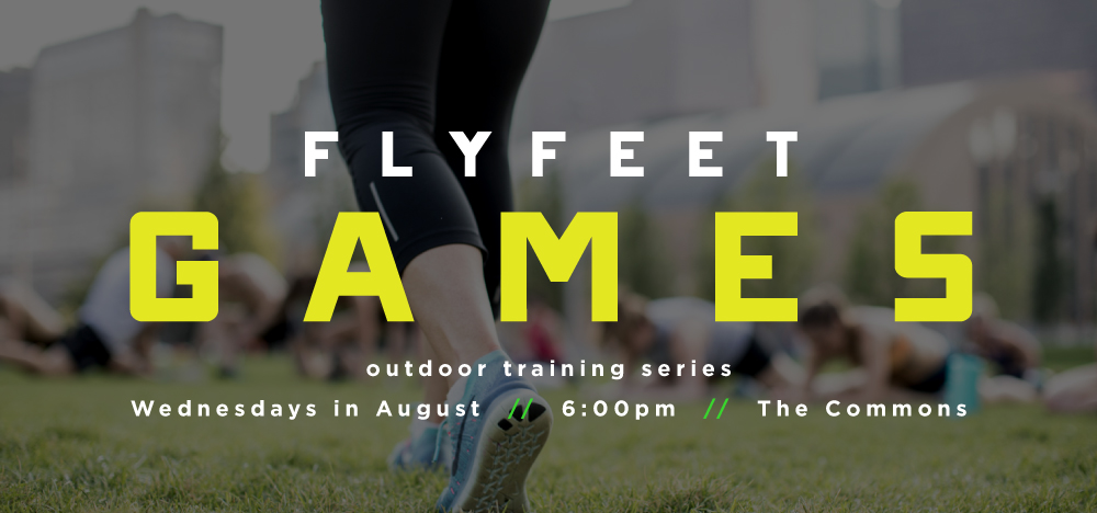 Fly Feet Running - Games