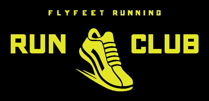 Fly Feet Running - Rub Club
