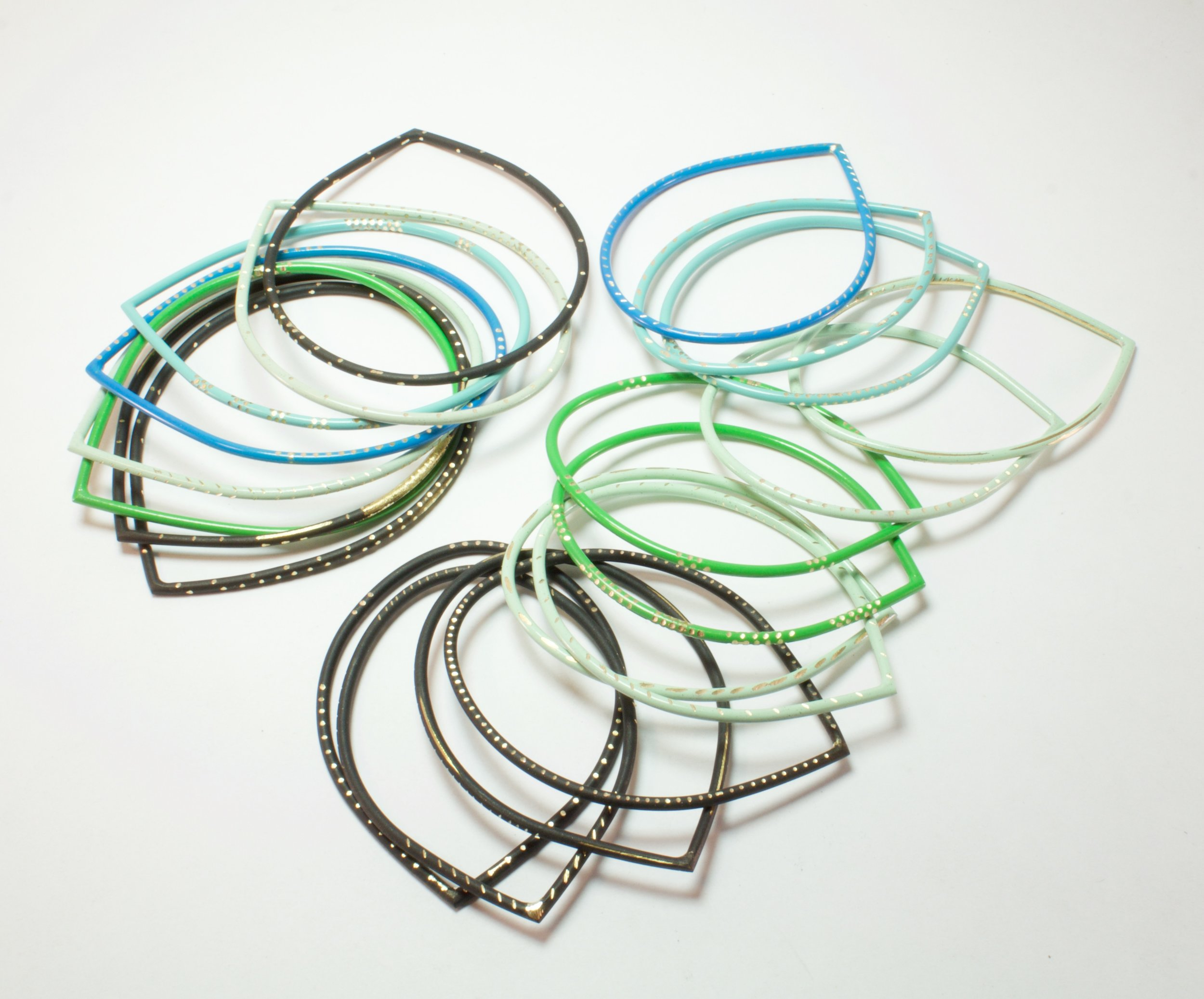 Assorted Detail Bangles