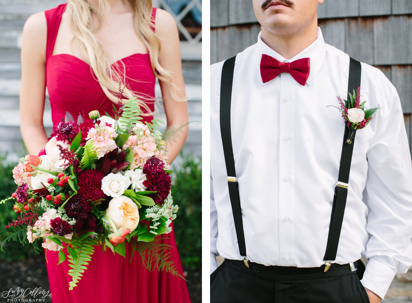 Red Wedding Details