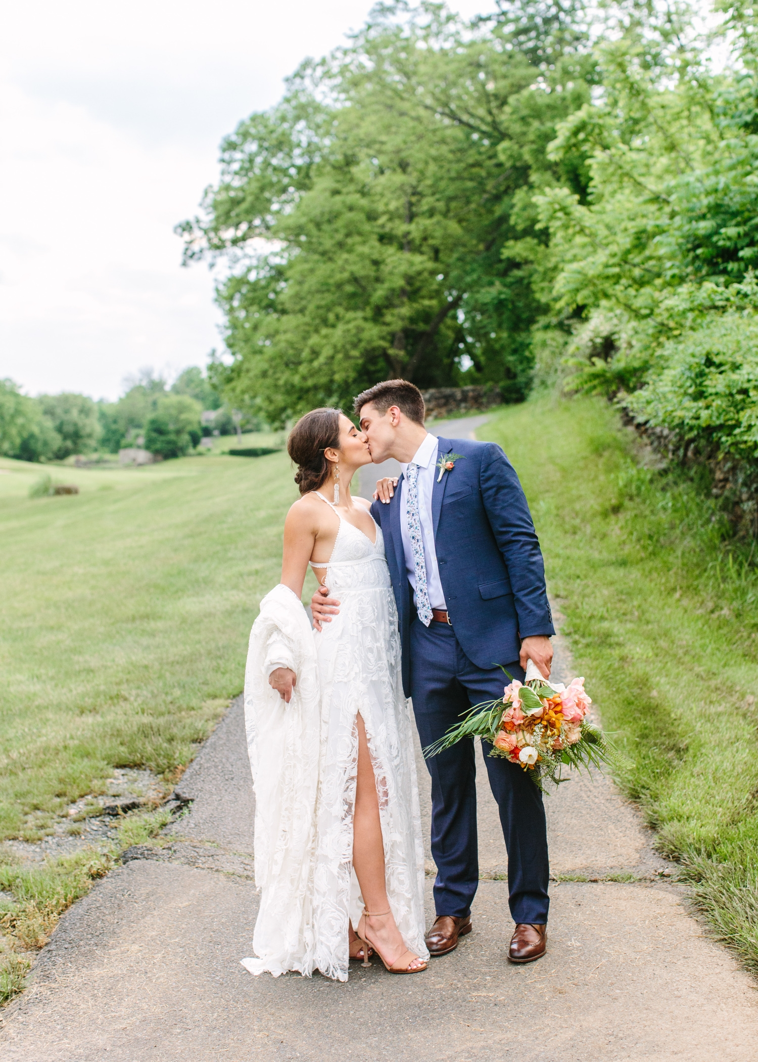 Deacon & Dakota - Modern Bohemian Wedding