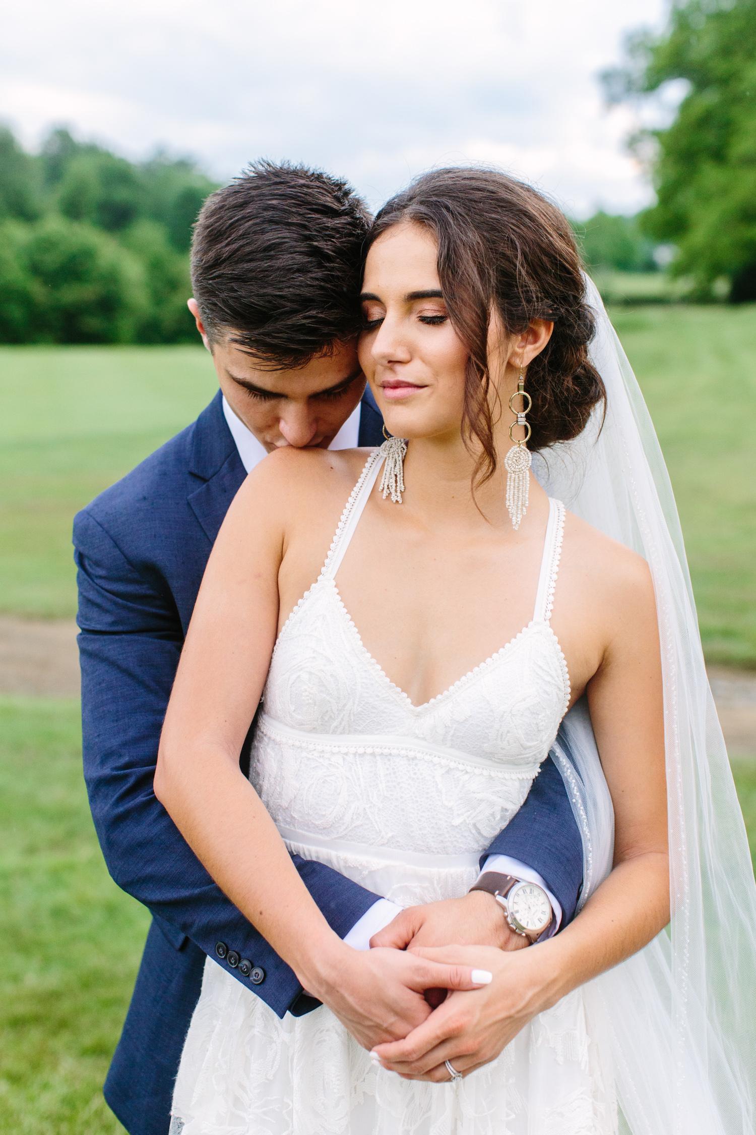 Knoxville Photographer Modern Bohemian Wedding