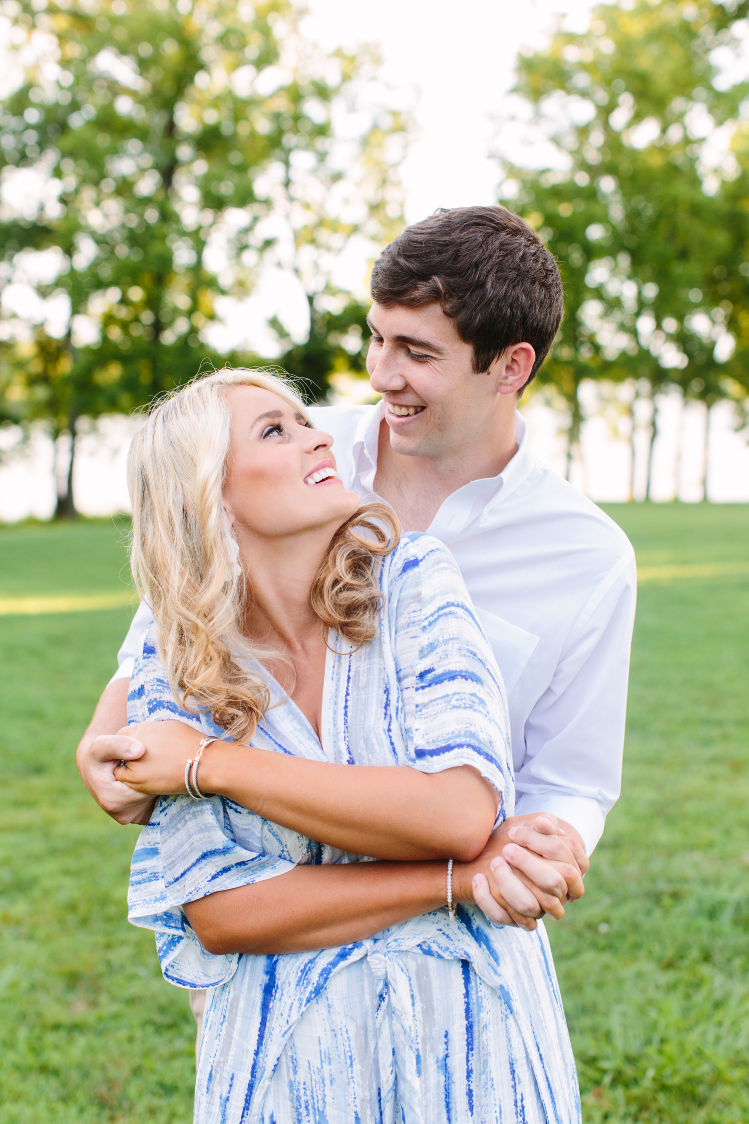 Lake Engagement Photos // Knoxville Photographer // Suzy Collins Photography