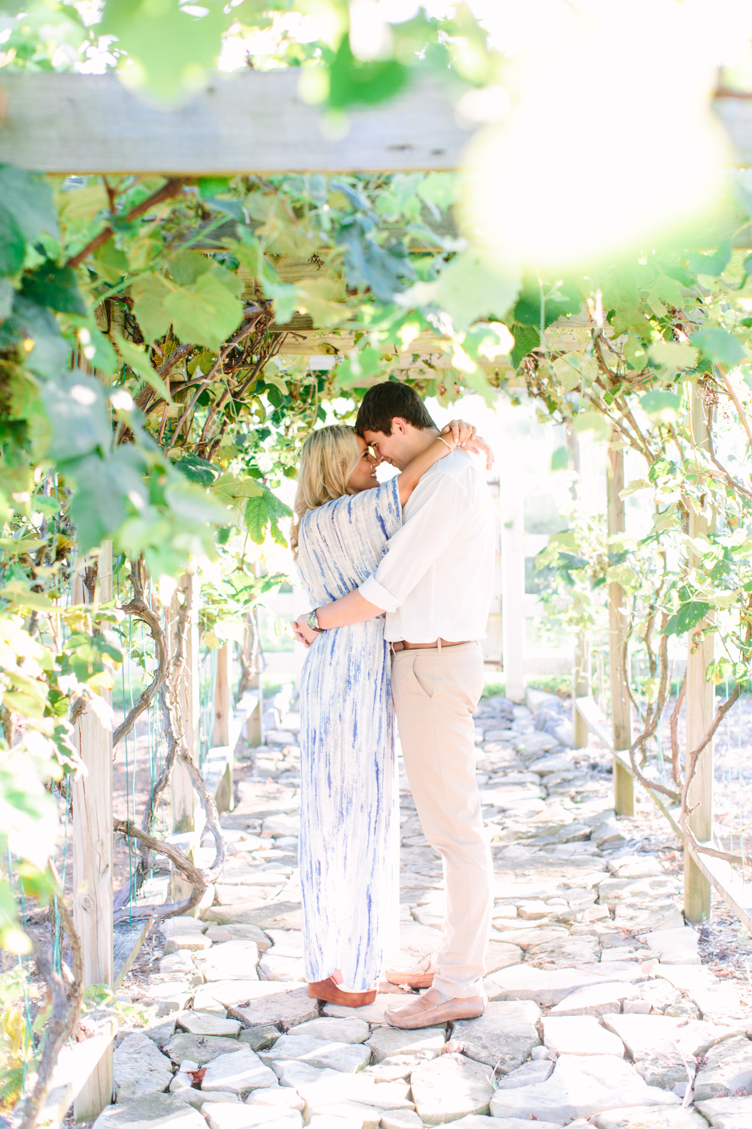 Vineyard Engagement Photos // Knoxville Photographer // Suzy Collins Photography