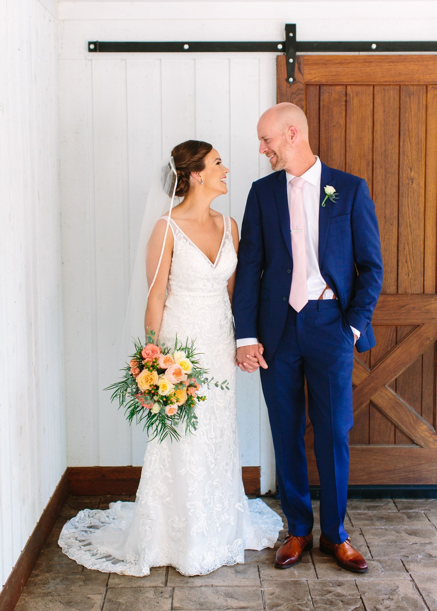 Dane & Catherine - Romantic Pavilion Wedding