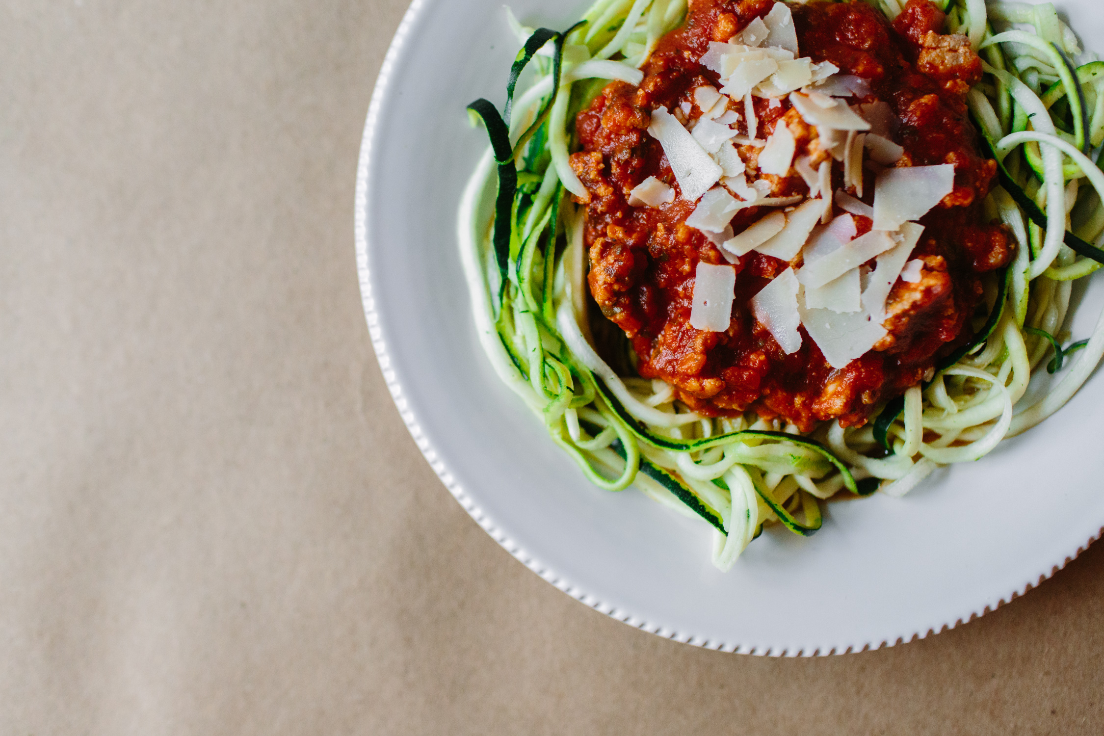Zucchini Noodles with Marinara Sauce business, self, personal, how to prepare for a photoshoot, tips, lifestyle, ideas, creative, indoors, light and airy, natural light, photoshoot, inspiration, photographer, colorful, vibrant, Knoxville, Tennessee, food