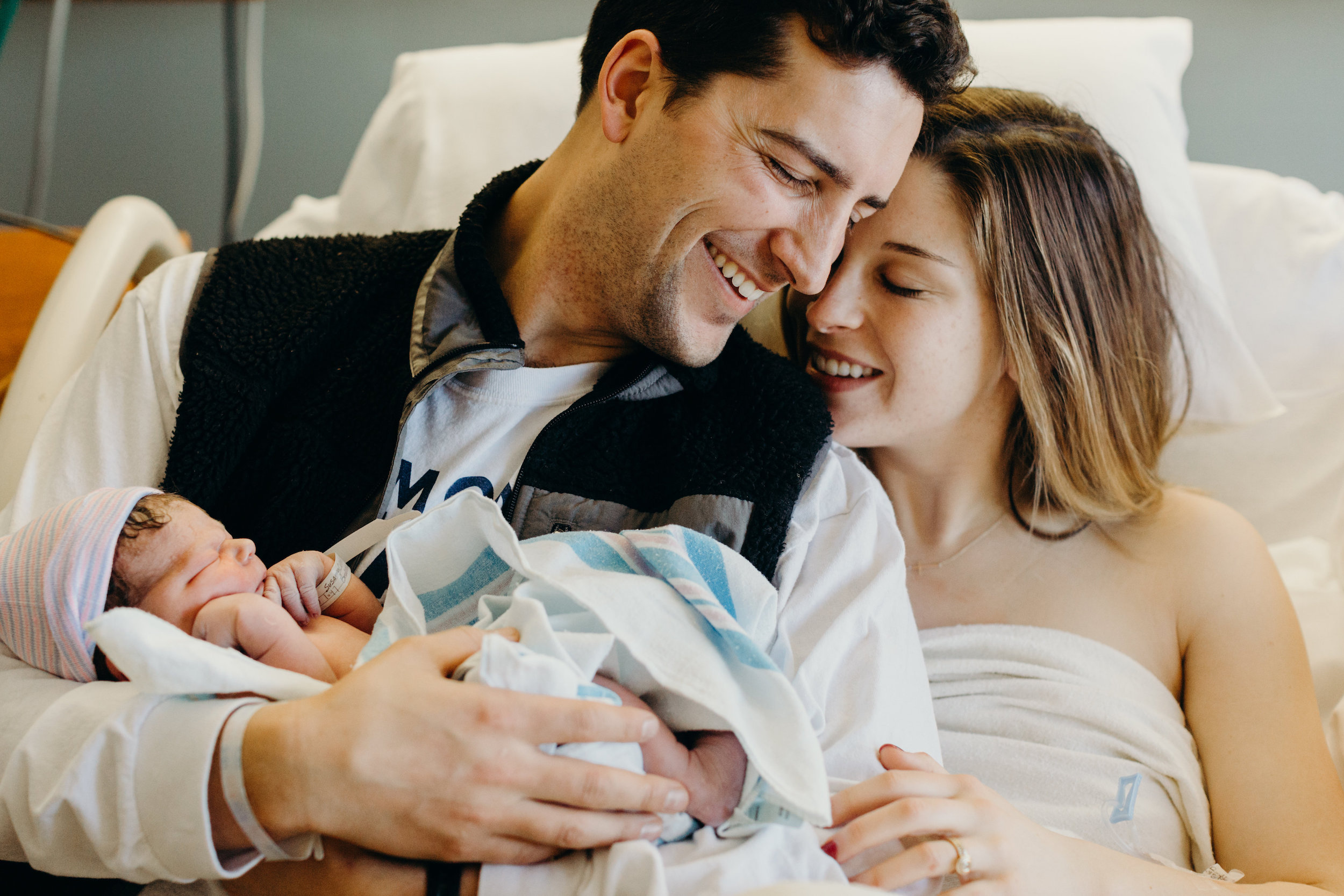 Birth Story // Wylden Lily Collins // Suzy Collins Photography