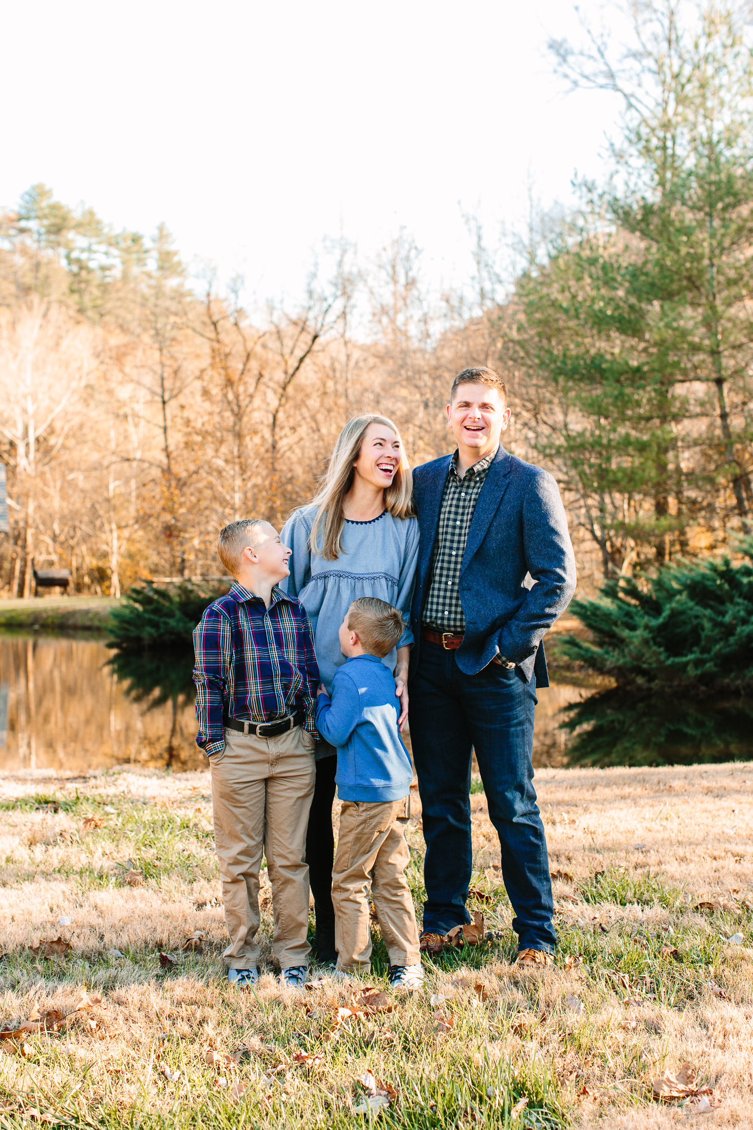 The Getterman Family - Blackberry Farms Fall Photos