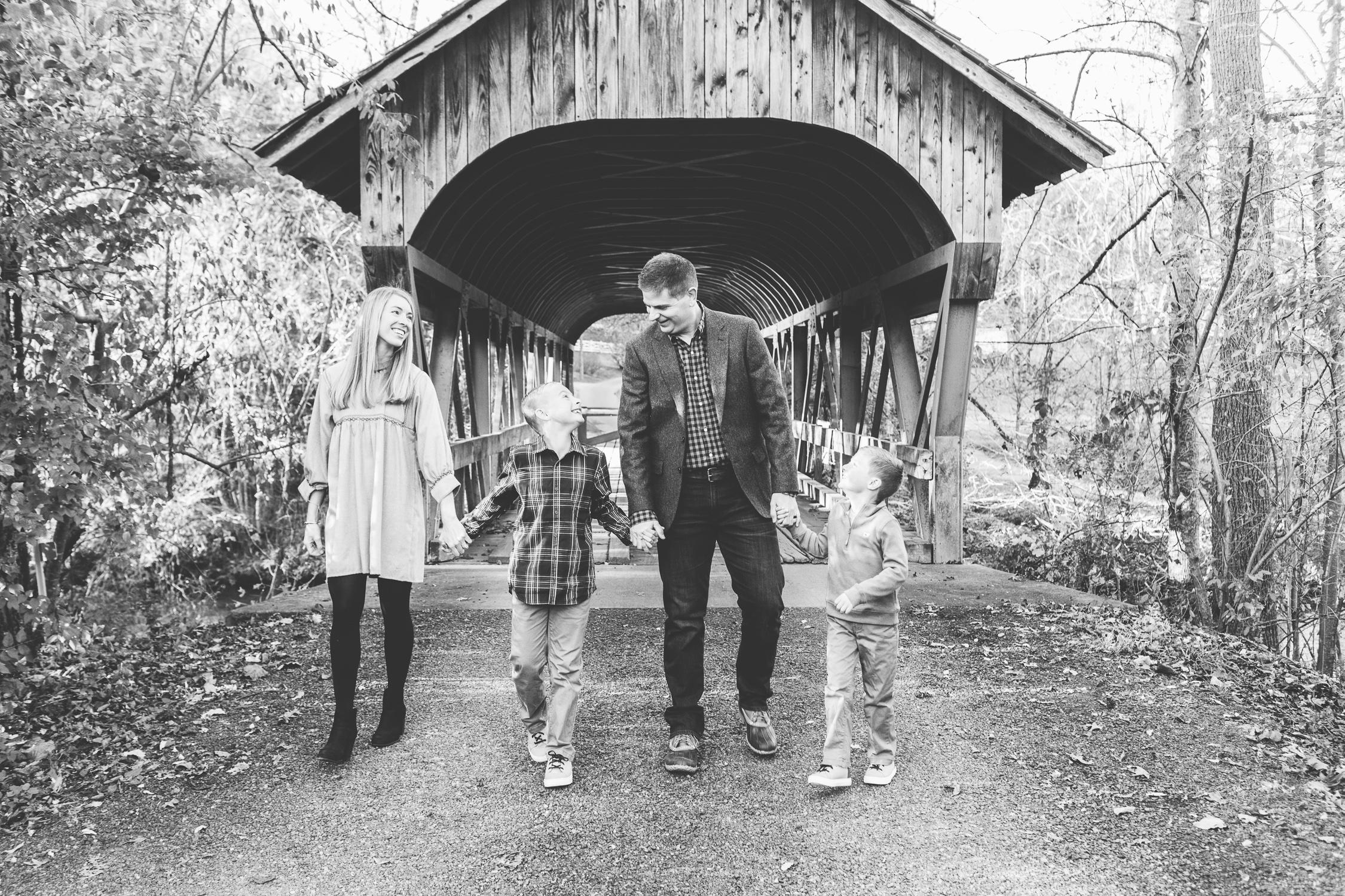 Blackberry Farms Family Photographer // Family Family Photos at Blackberry Farm