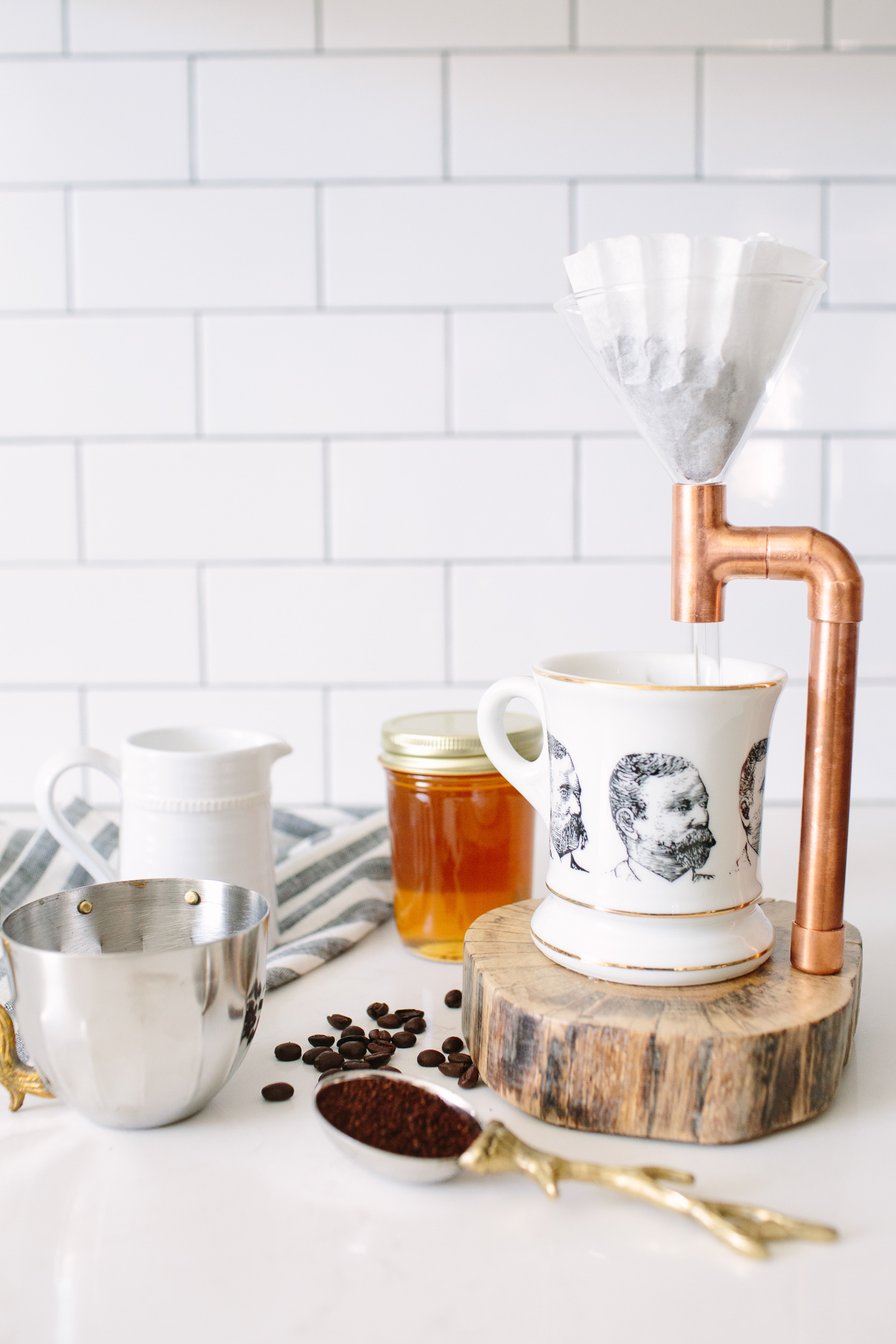 Pour Boys Coffee Co. - Handmade Pour Over Coffee Stands