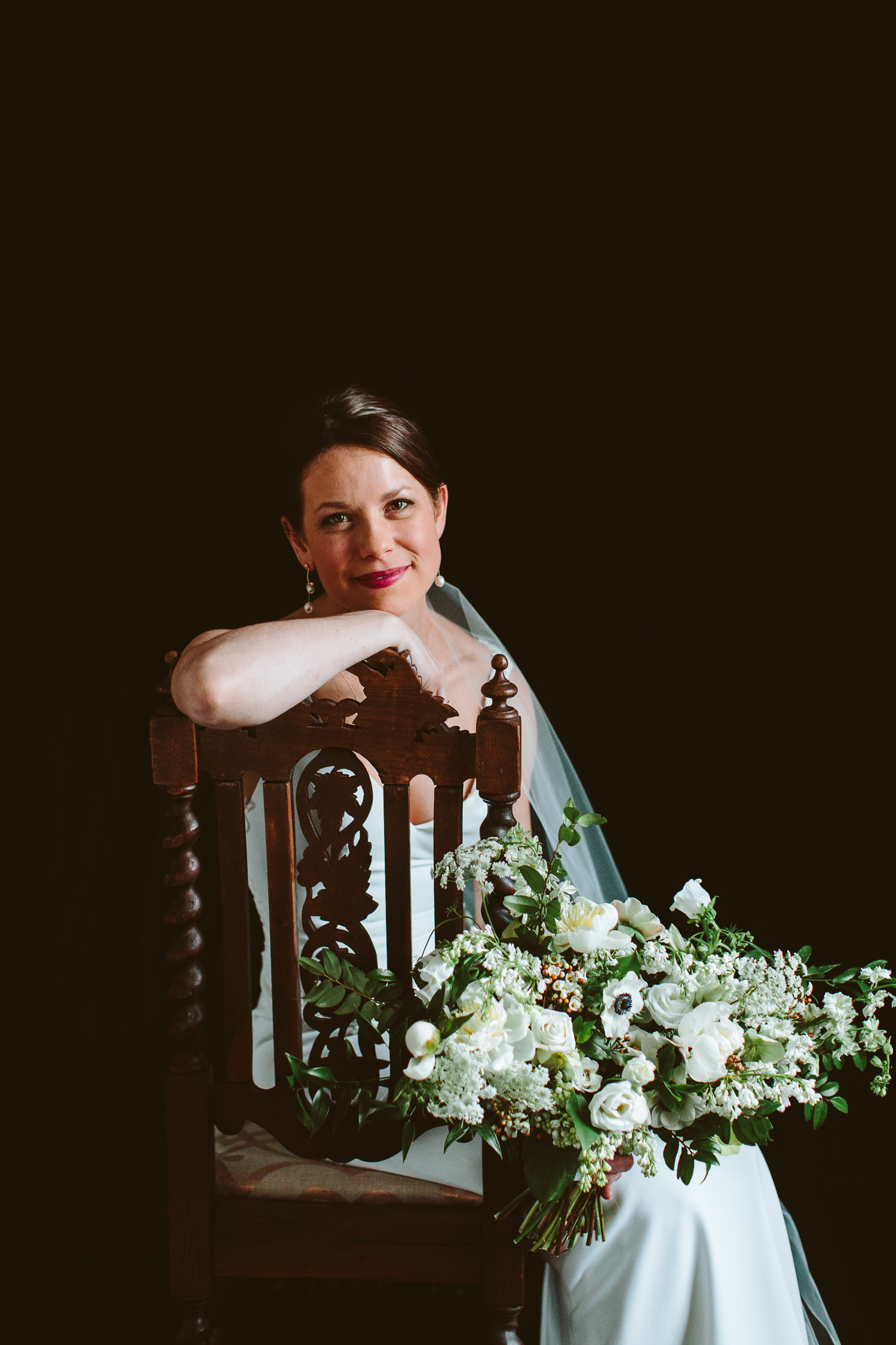 Knoxville Bridal Portraits // Suzy Collins Photography