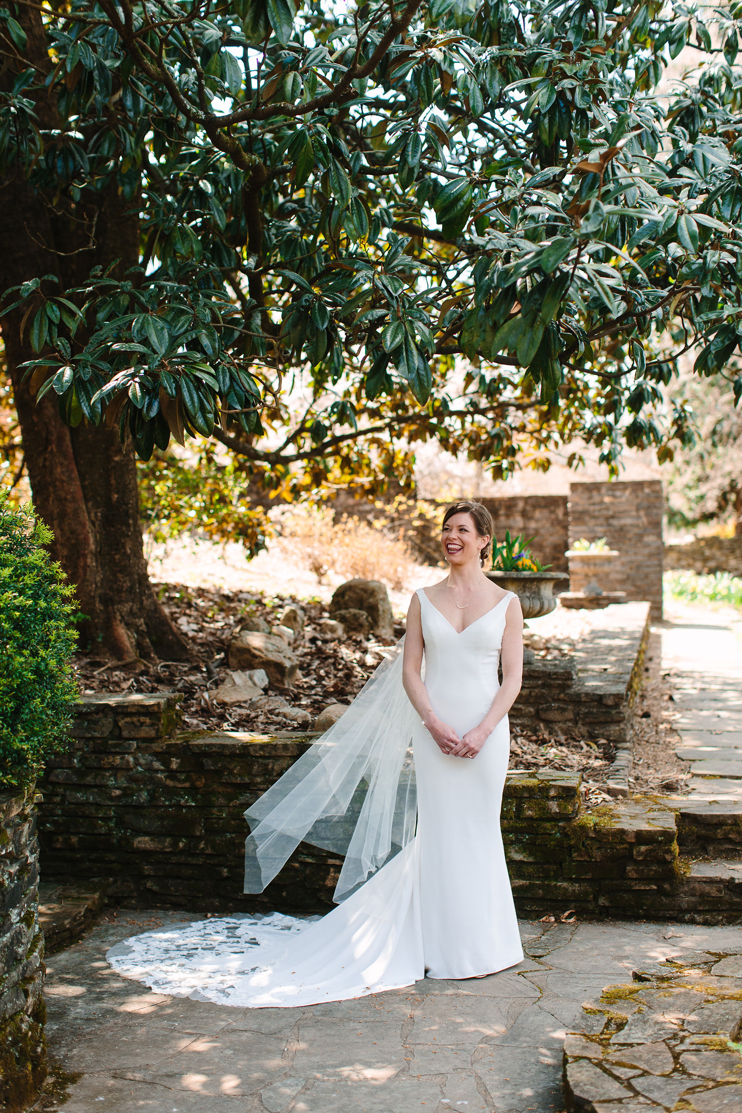 Knoxville Botanical Gardens// Wedding by Suzy Collins Photography