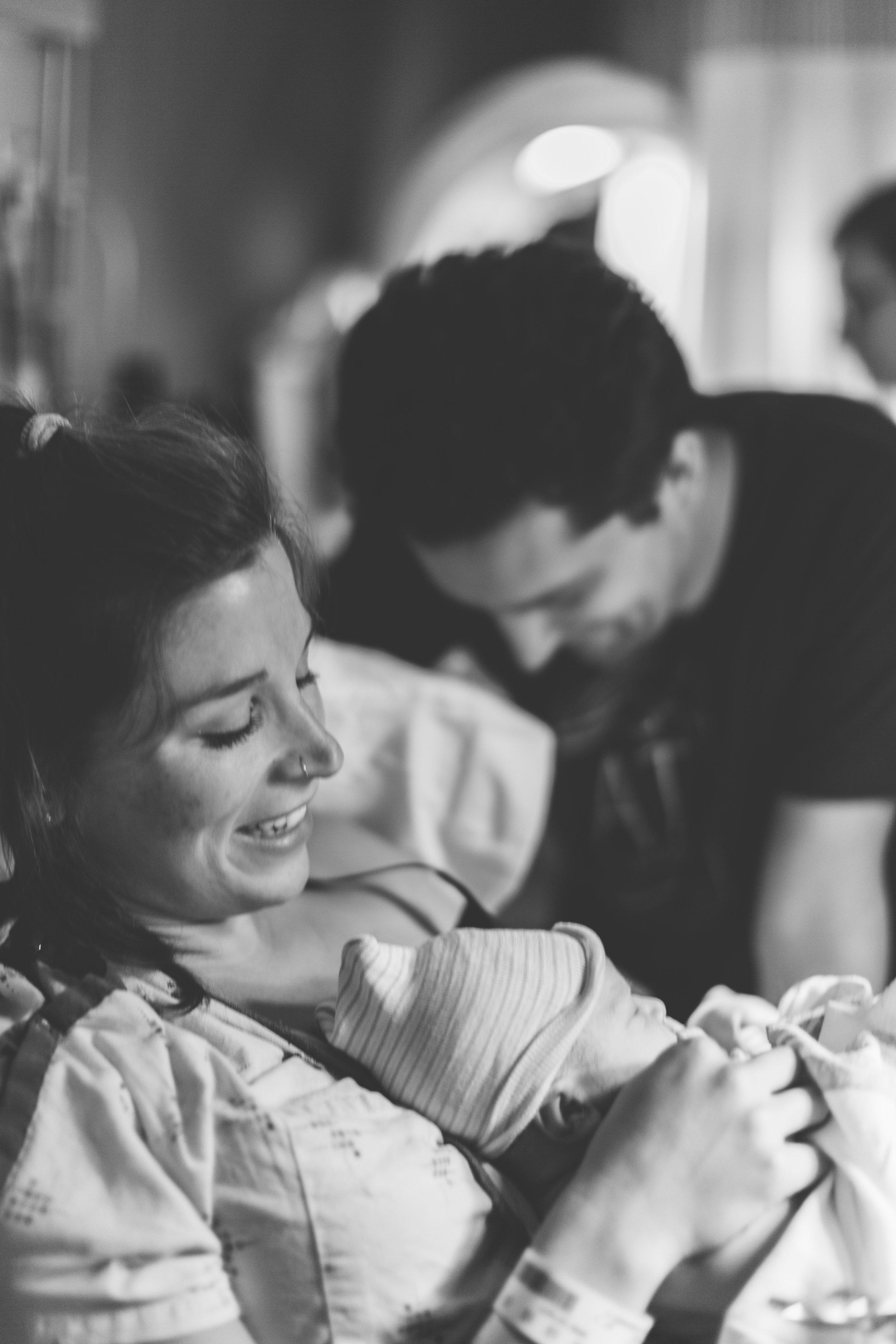 Knoxville Birth Photography // Suzy Collins Photography