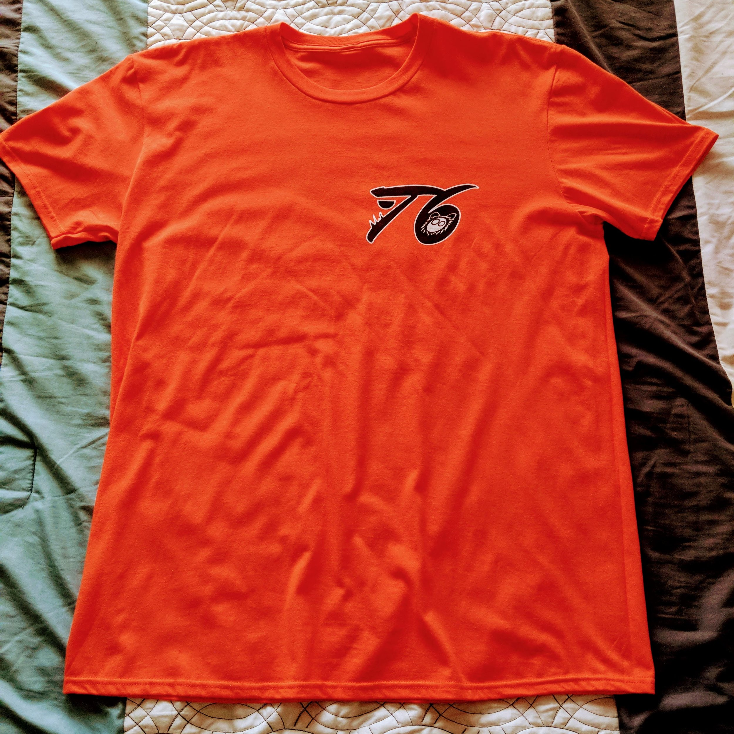 Amazon Merch: T6 Logo