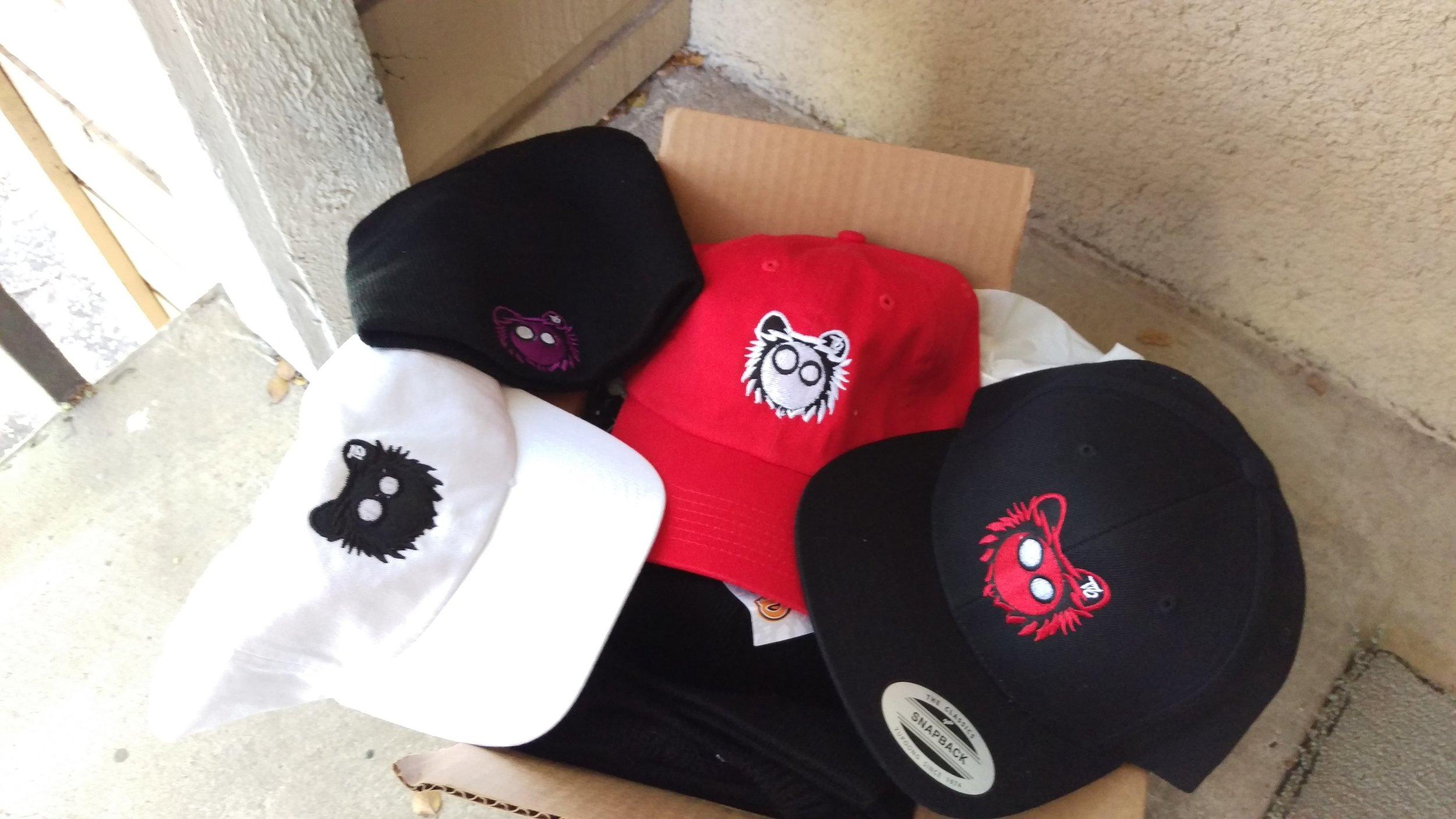 Hat Shipment 2
