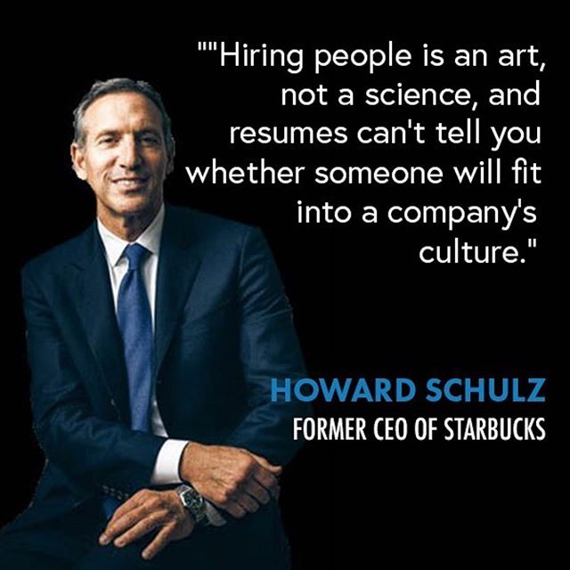 "Hiring is the foundation to building a sustainable business. It is not about finding the right skills or experience, but rather finding right people. Those people must believe in your vision, mission and goals as a business because ""culture fit"" is more than just being able to have a beer with someone.  In your last interview did you feel like the company was hiring for skills or culture? #hiring #onboarding #startuplife"