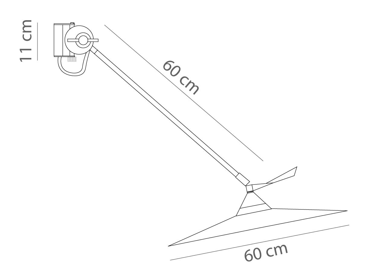 - Lampshade:Dedar FabricsStructure:BrassLighting specifications:Bulb CE1 x max 13W E27 LED BulbCable: 2 core fabric flex cable - Black