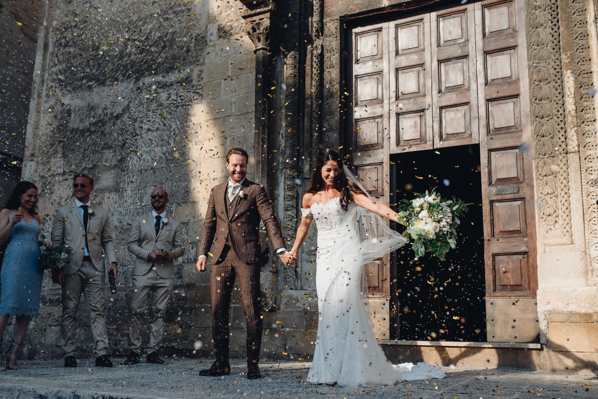 SARA & DANIEL - Puglia, Italy