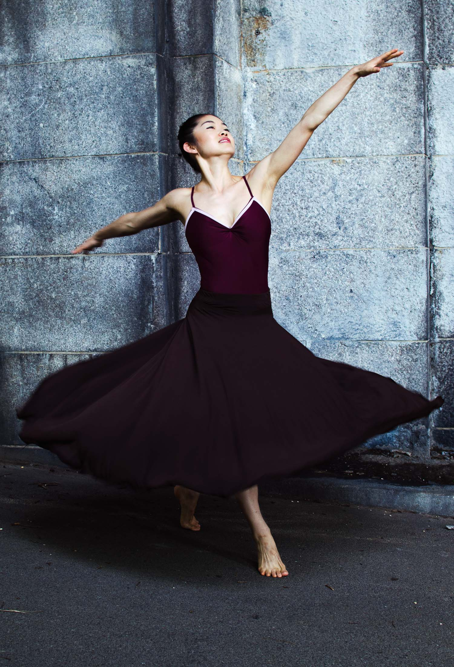 Grace Song, dancer and choreographer
