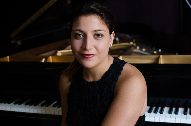 Alexandra Scheer, pianist