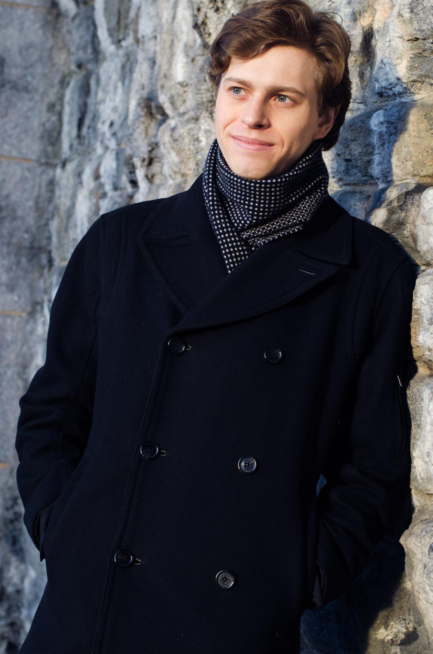 Alex Tuchman, pianist