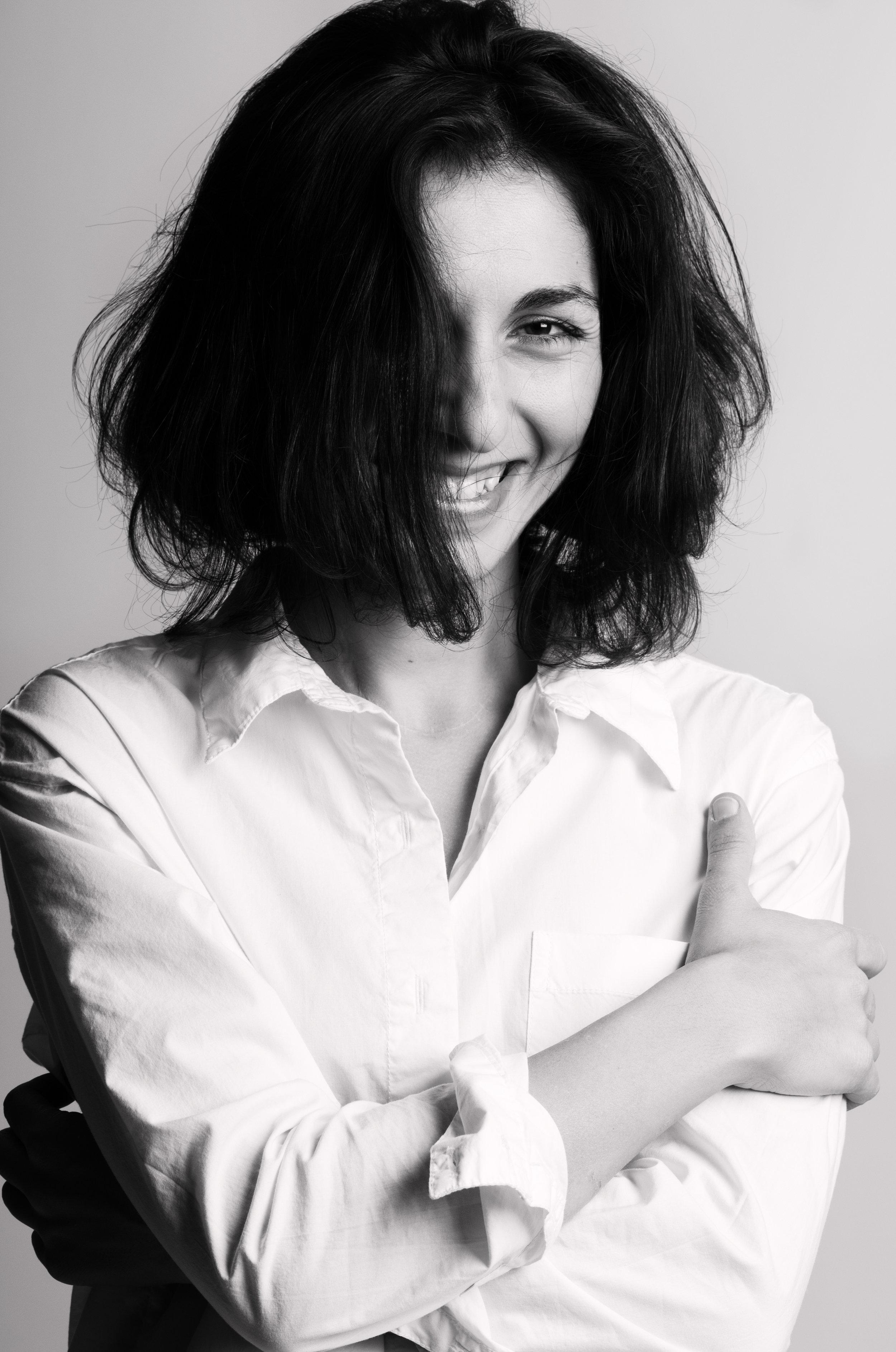 Anna Gligvashvili, pianist