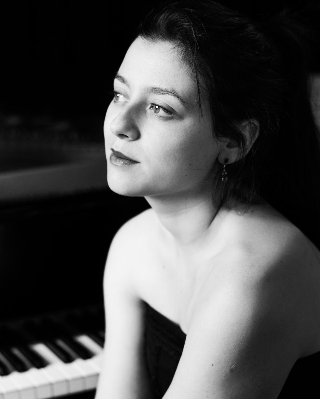 Emily Martin, pianist/artist/composer