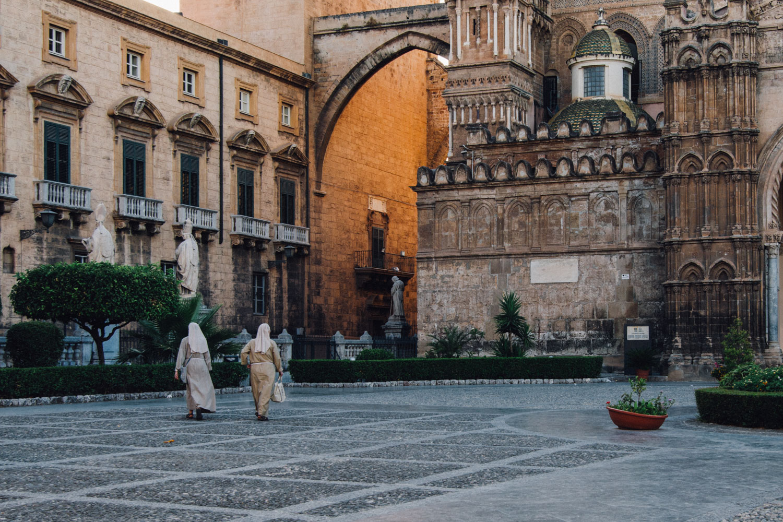 Palermo, Sicilia, Italia