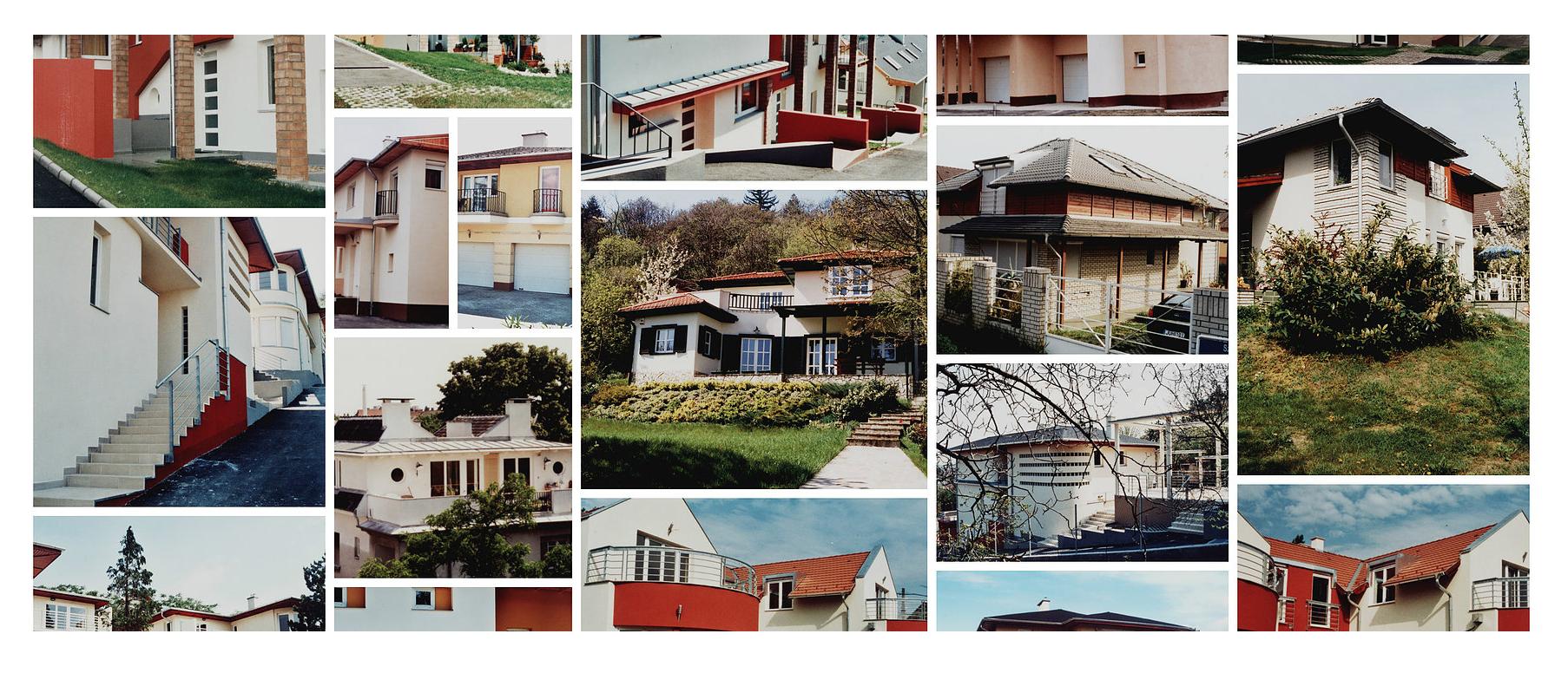 1999-2008 - Kilenc lakópark - társasház Budapesten és környékén