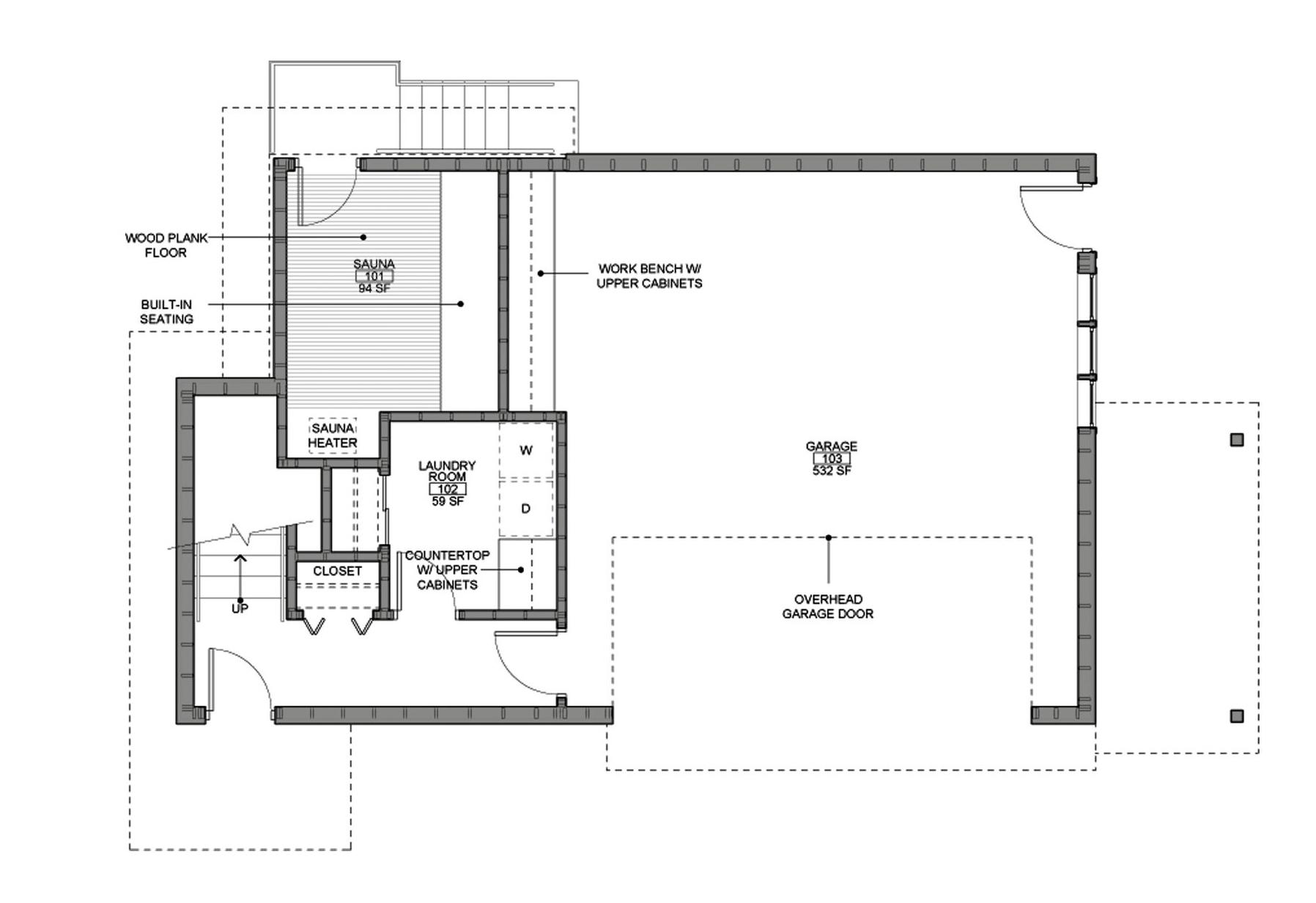 diagram of bunkhouse bunk house     braun architects  bunk house     braun architects