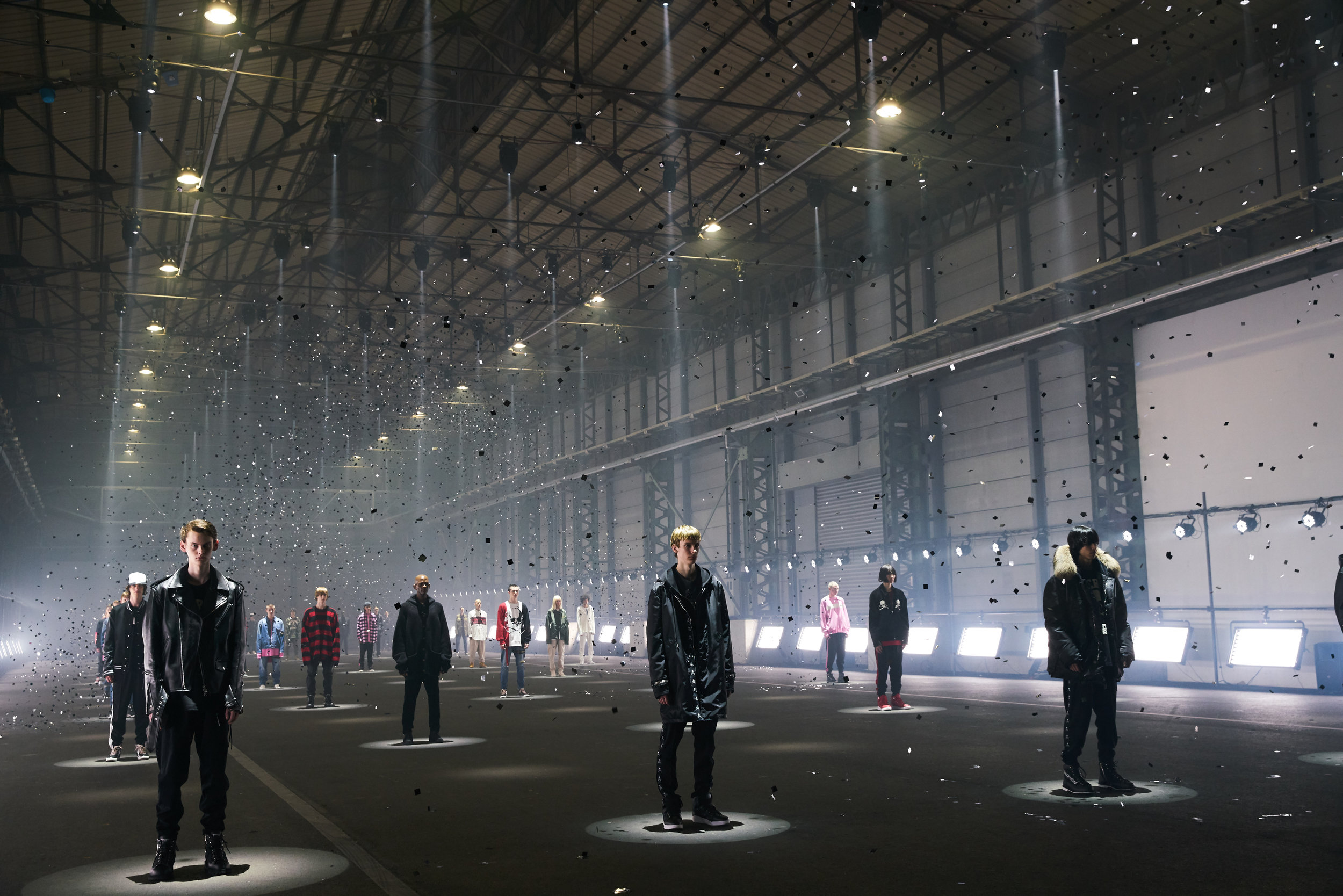 Hypebeast Exclusive Mastermind AW19 Backstage