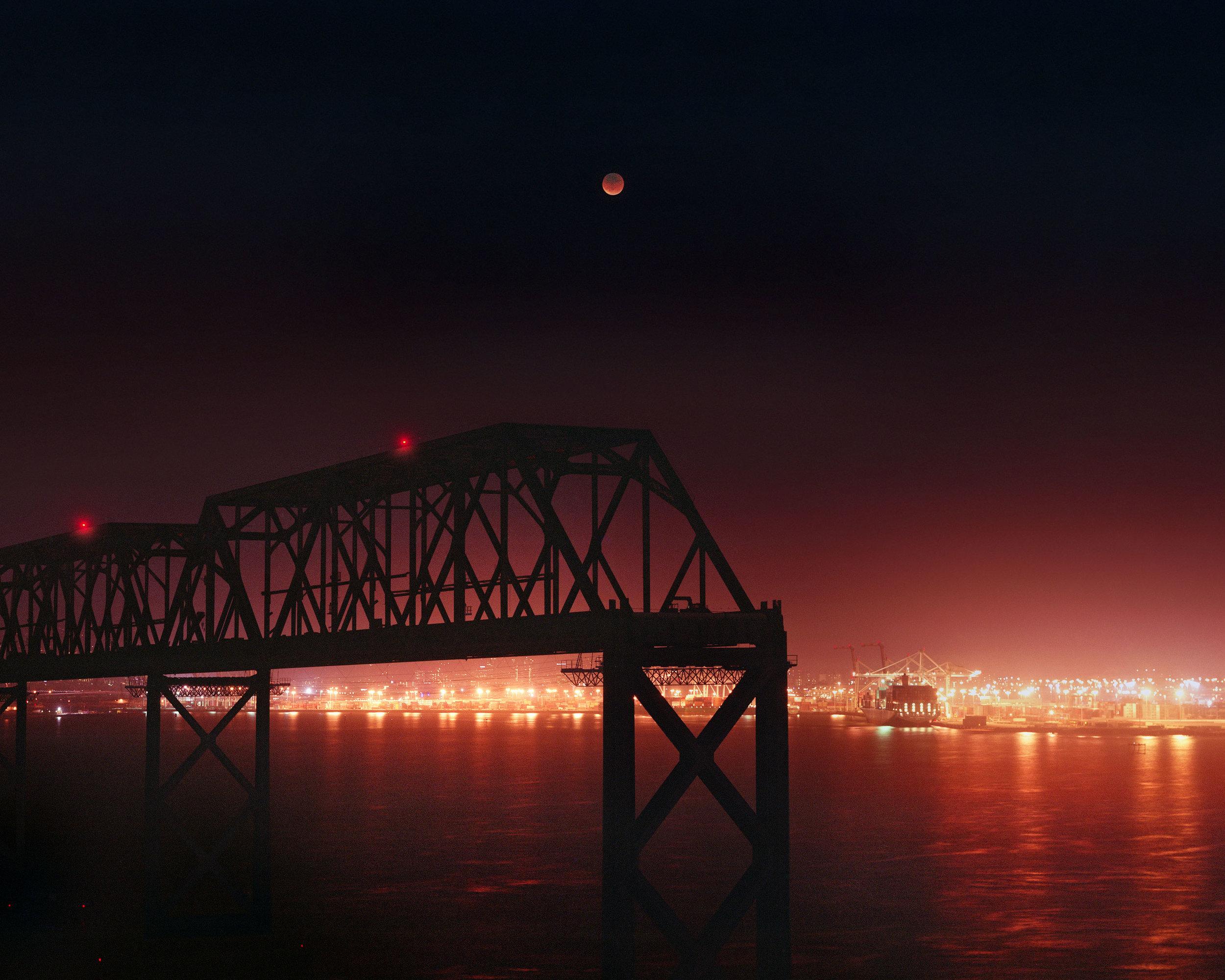 Lunar Eclipse, September 27, 2015