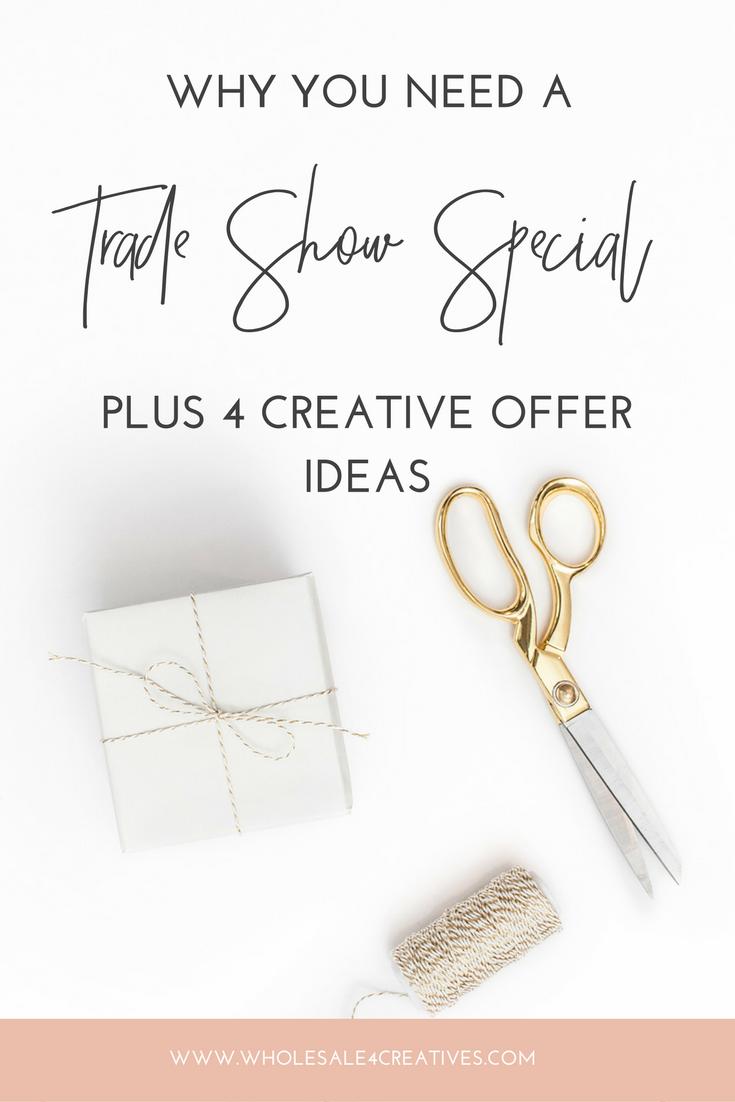 trade show special