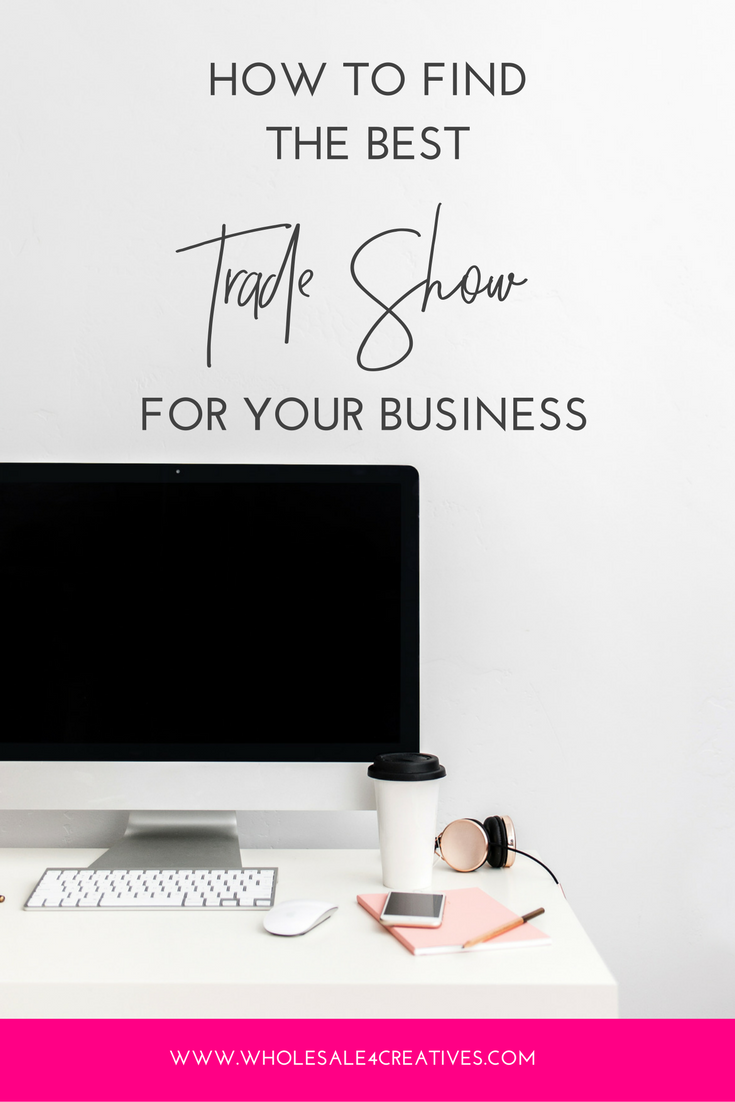 FIND THE BEST TRADE SHOWS FOR YOUR BUSINESS