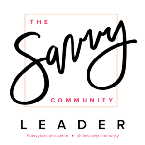 Savvy community leader