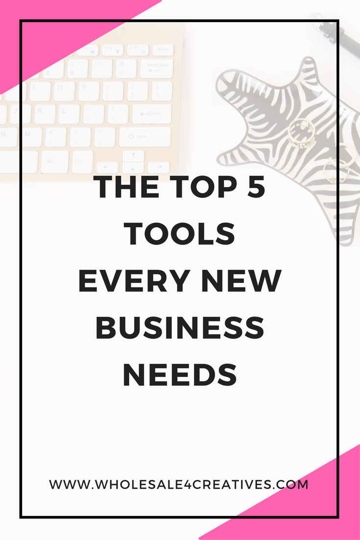 TOP 5 BUSINESS TOOLS