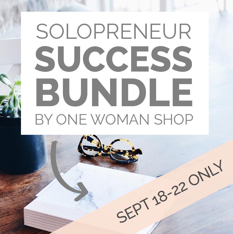 solopreneur success bundle 2017