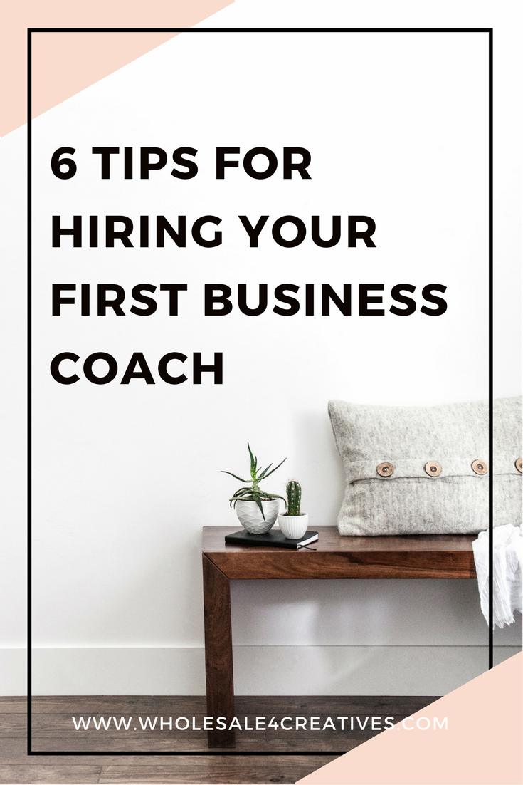 6 tips for hiring your first business coach